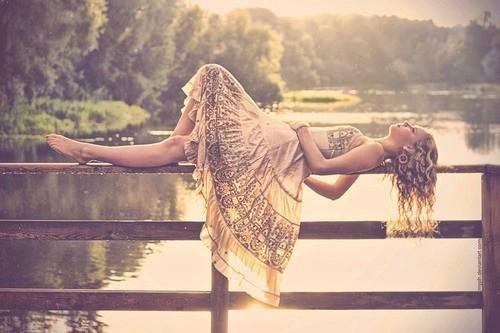 Quando a gente se liberta de sentimentos negativos, a vida se torna muito mais tranquila