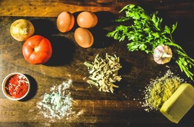 Quando vou cozinhar, gosto de ter todos os ingredientes a mão. No meio da receita, descobrir que acabou a farinha, é de lascar!