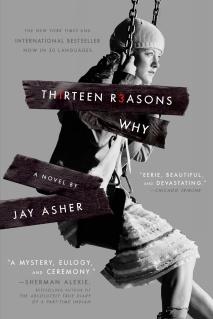 Resultado de imagem para 13 reasons why jay asher book cover
